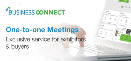 Choose exhibitors you want to meet at the show then arrange a meeting with our intuitive scheduling platform.