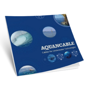 NOVACAVI LAUNCHES ITS SELECTION OF CABLES FOR UNDERWATER TECHNOLOGIES: AQUANCABLE STANDARD RANGE
