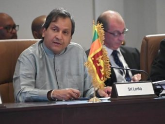 Sri Lanka has called for an overarching security architecture tasked to mitigate regional security challenges in the Indian Ocean Region, giving priority to the littoral states and sensitive to the interests of all maritime users of the Indian Ocean.