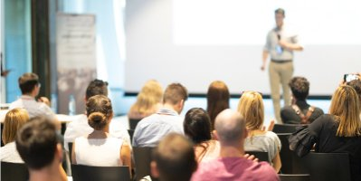 Expand your Blue Tech knowledge through strategic conferences